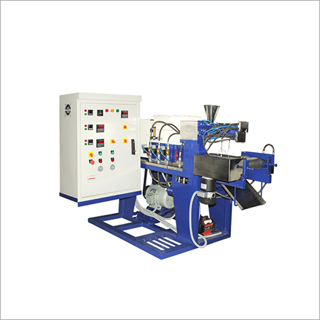 Lab Scale Twin Screw Extruder
