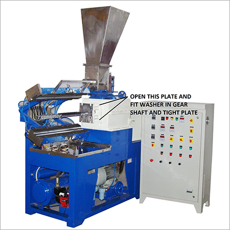 Powder Coating Extruder