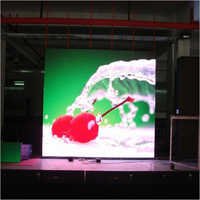 Indoor LED Display Screen Rental