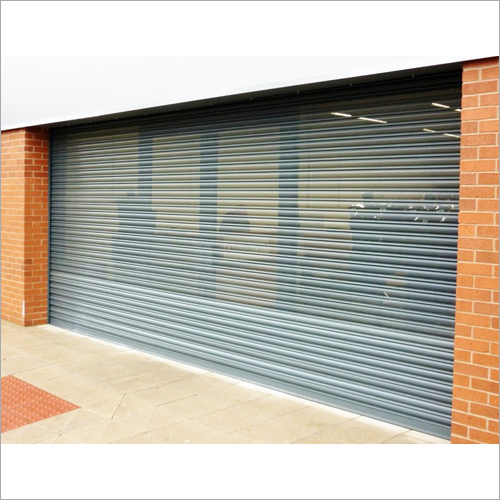 Perforated Steel Shutter