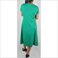 HDD-715-05-knee length tunic dress-back