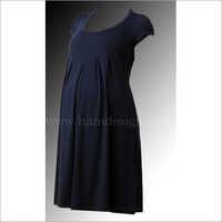 HYMD1617 - Round neck mega sleeves dress