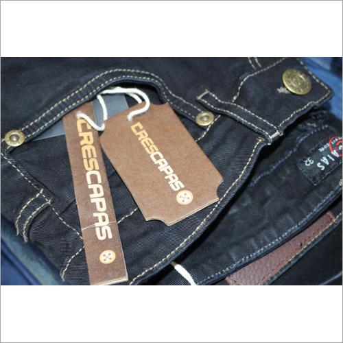Round Pocket Jeans