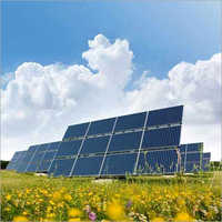 Solar Grid Power Plant