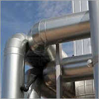 Aluminum Ducts Pipes