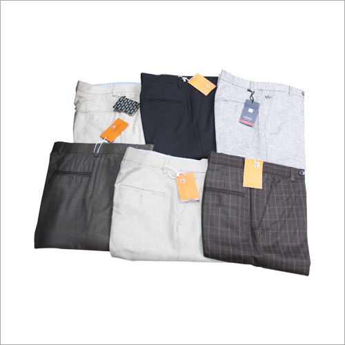 Mens Formal Pants Trousers Chinos