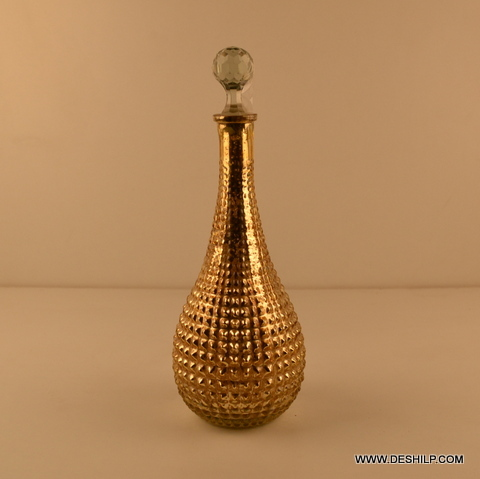 LRG SLR DECANTER,CUTTING PERFUME BOTTLE AND DECANTER