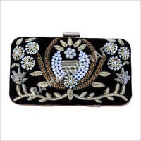 Ladies Printed Clutch Bag