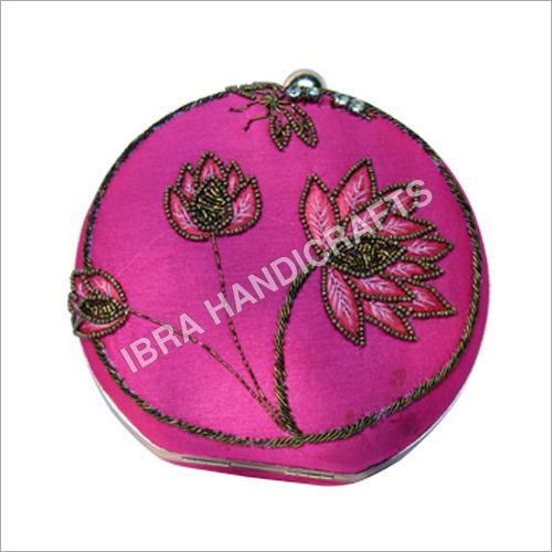 Round Clutch Bag