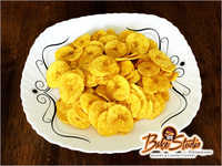 Banana Chips Plain