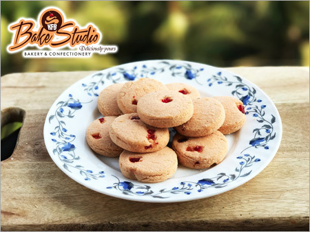 Tutty Fruity Cookies