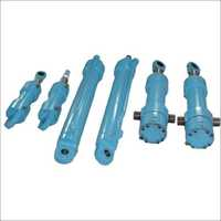 Welded Flange Construction Cylinders