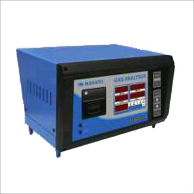 Petrol Gas Analyser