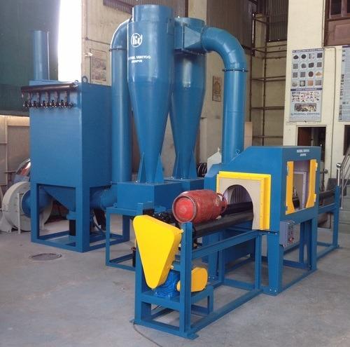 Cylinder Arc Spray System