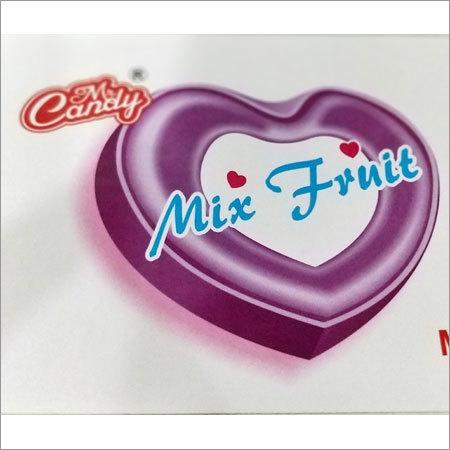Mix Fruit love heart Candy