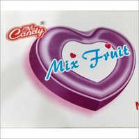 Mix Fruit love heart Candy