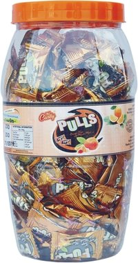 Orange Pulls Candy