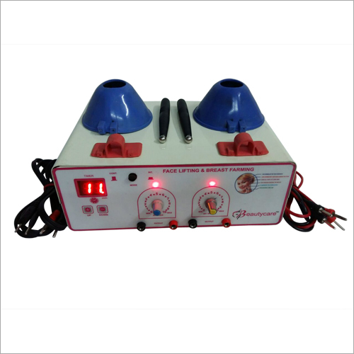 Face Lifting And Breast Farming Machine
