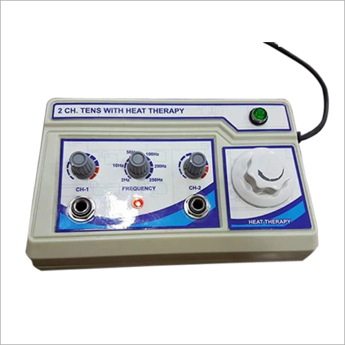 2 Channel Heat Therapy Machine
