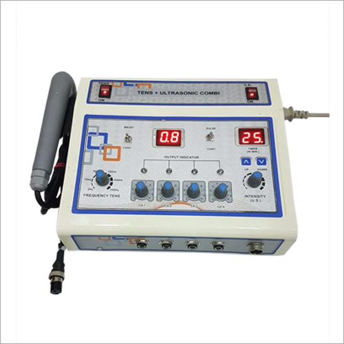 Digital TENS With Ultrasonic Machine