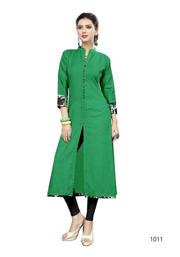 Women Cotton Kurta