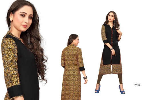 New Style Kurti For Rayon