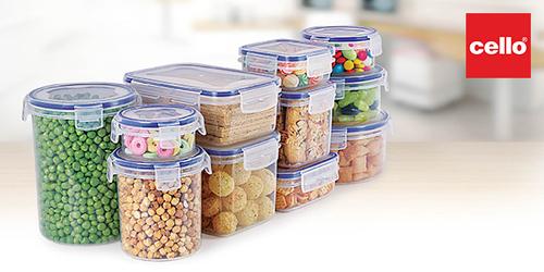 Storage Container For Kitchen