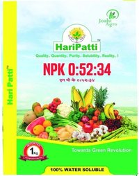 NPK 0-52-34 FERTILIZER