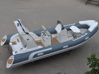 17 Ft Inflatable Rib Boats