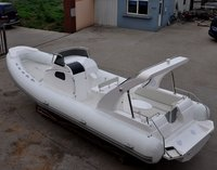 27ft/8.3m Rigid Hull Inflatable Dinghy Boat