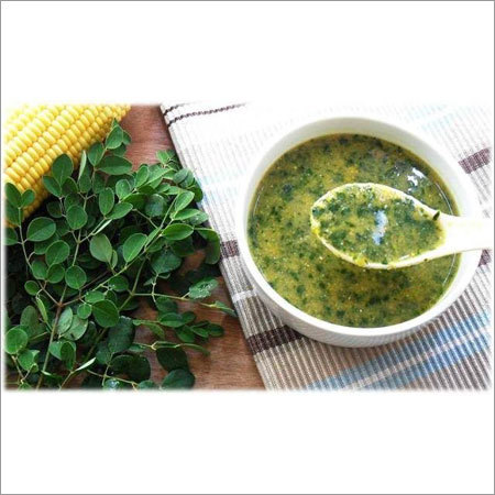 Organic Moringa Soup Powder