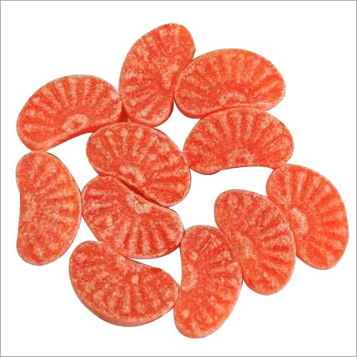 Orange Loose Candies