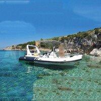 Liya 6.6m Rib Boats With Outboard Motor