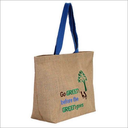Eco-Friendly Jute Promotional Bags