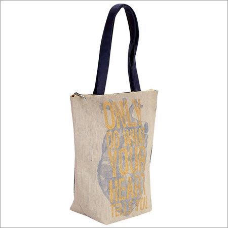 Designer Canvas Tote Bag