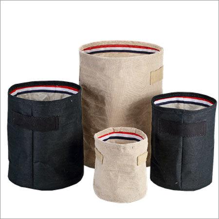Jute Plain Storage Bags