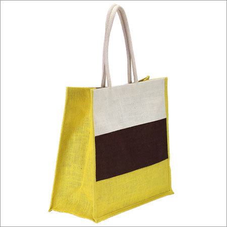 Fancy Shopping Jute Bag