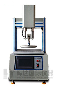 Foam pounding fatigue test equipment
