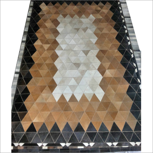 Leather Printed Carpet