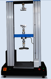 Foam compression strength tester