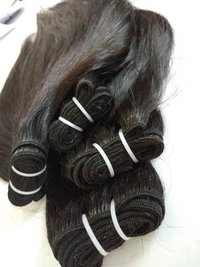 100% Raw Unprocessed Straight Hair, Cuticle aligned hair