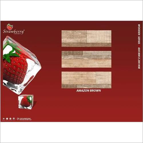 Wooden Brick Tiles