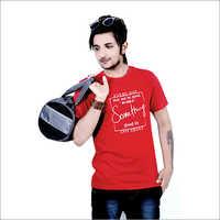 Mens Designer Print T-Shirt