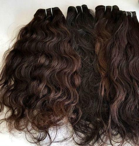 Unprocessed Temple Wavy hair