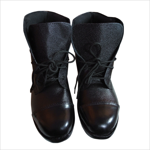 Ankle Army Boots
