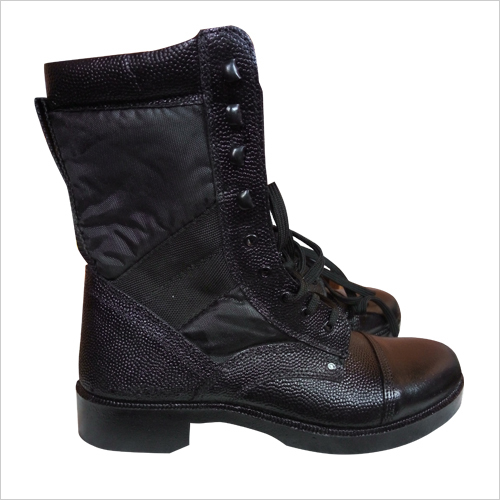 Army High Ankle Boots