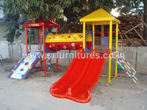 Children Double Slides