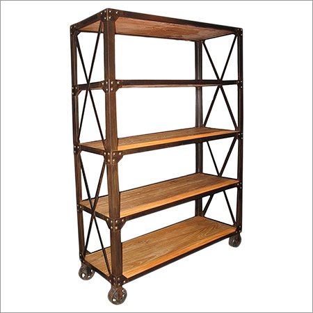 5 Tier Bookshelves