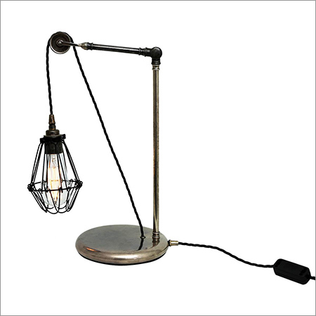 Apoch Pulley Cage Lamp