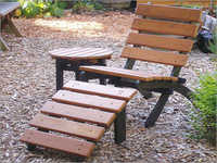 Handcrafted Garden Furniture